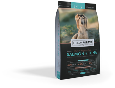 Field+Forest salmon and tuna